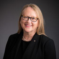 Valerie Creighton, C.M., S.O.M.